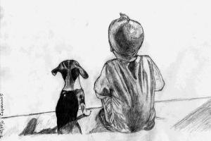 Boy with Best Friend