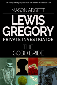 The Gobo Bride front cover