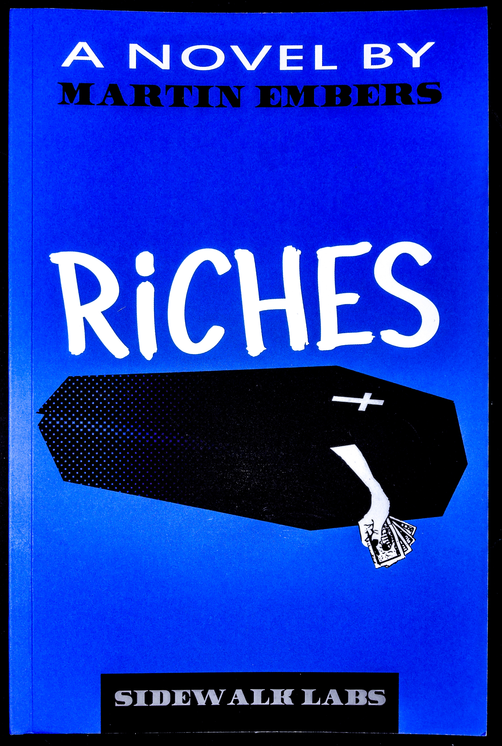 Riches front cover