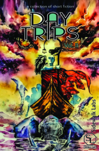 Day Trips Vol 2 front cover